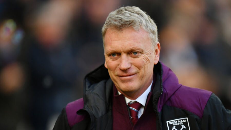 David Moyes of West Ham United