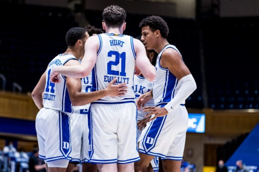Duke Blue Devils men basketball team