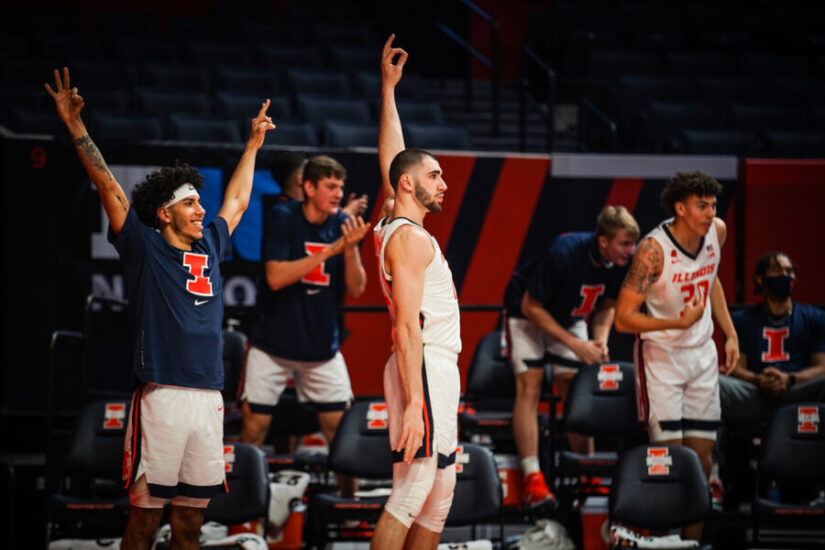 Illinois Fighting Illini college basketball