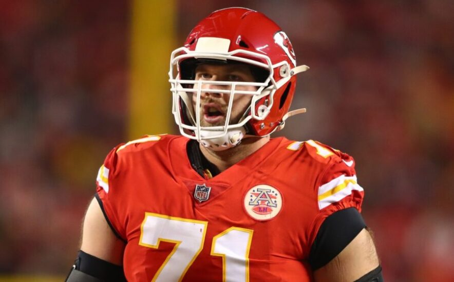Mitchell Schwartz of Kansas City Chiefs
