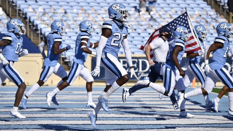 North Carolina Tar Heels Football - Notre Dame