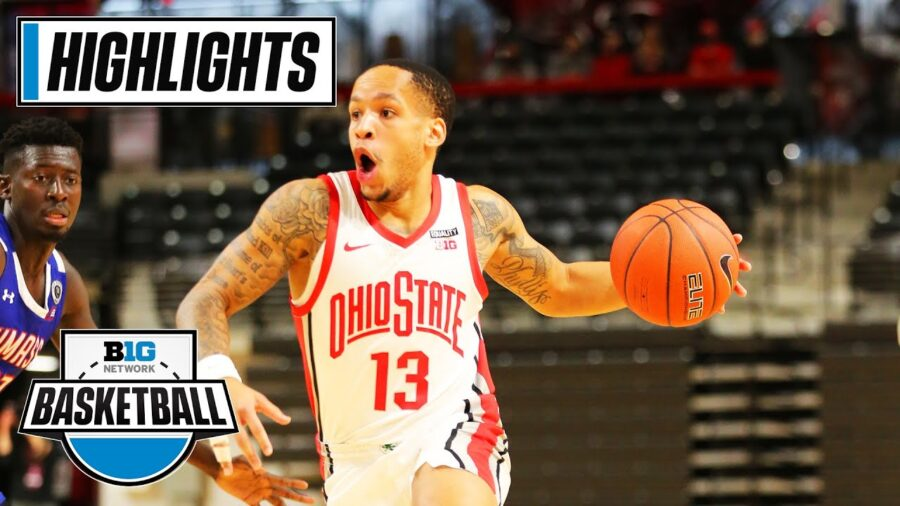 UMass-Lowell at Ohio State Highlights