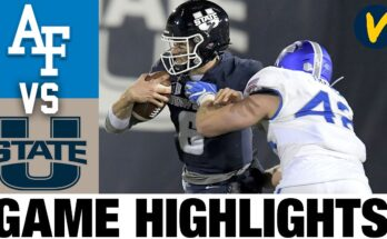 Air Force vs Utah State