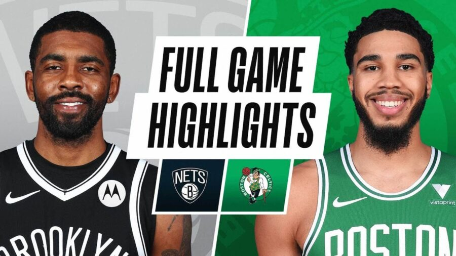Brooklyn Nets vs Boston Celtics - Full Game Highlights