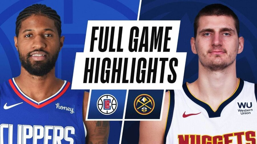 Clippers vs Nuggets Score, Box Score, Highlights