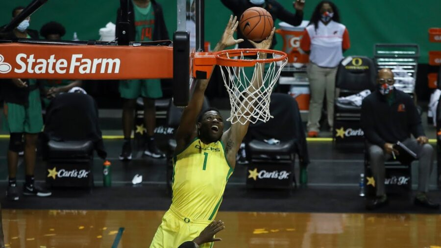 Florida A&M-Oregon Ducks-college-basketball