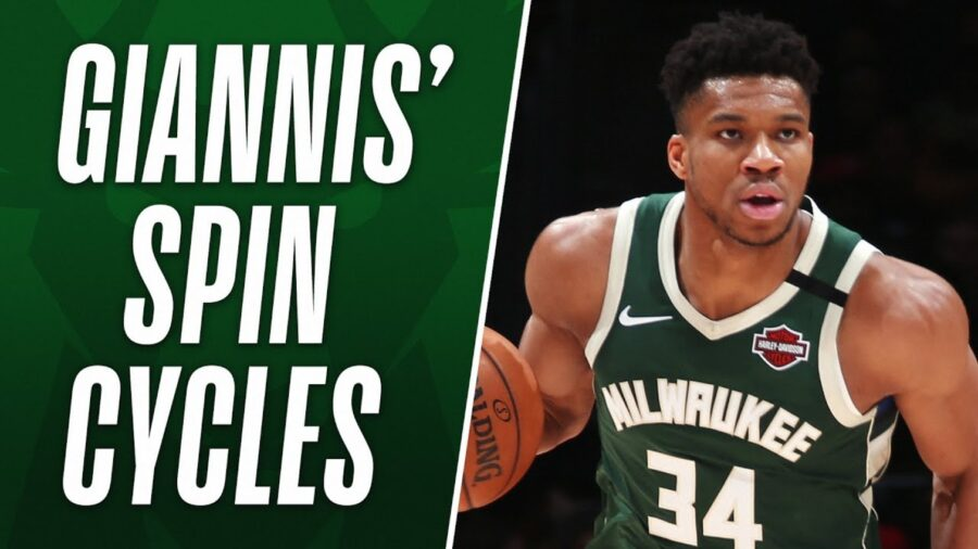 Giannis Antetokounmpo of Milwaukee Bucks ready for NBA season