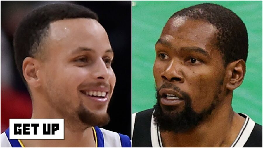 Golden State Warriors vs Brooklyn Nets - Curry vs Durant