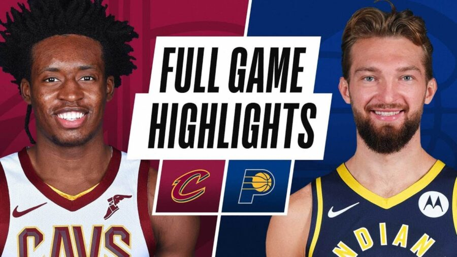 Indiana Pacers Beat Cleveland Cavaliers Highlights