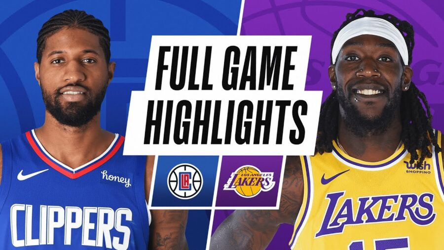 LA-Lakers-LA-Clippers-NBA-Preseason-Highlights