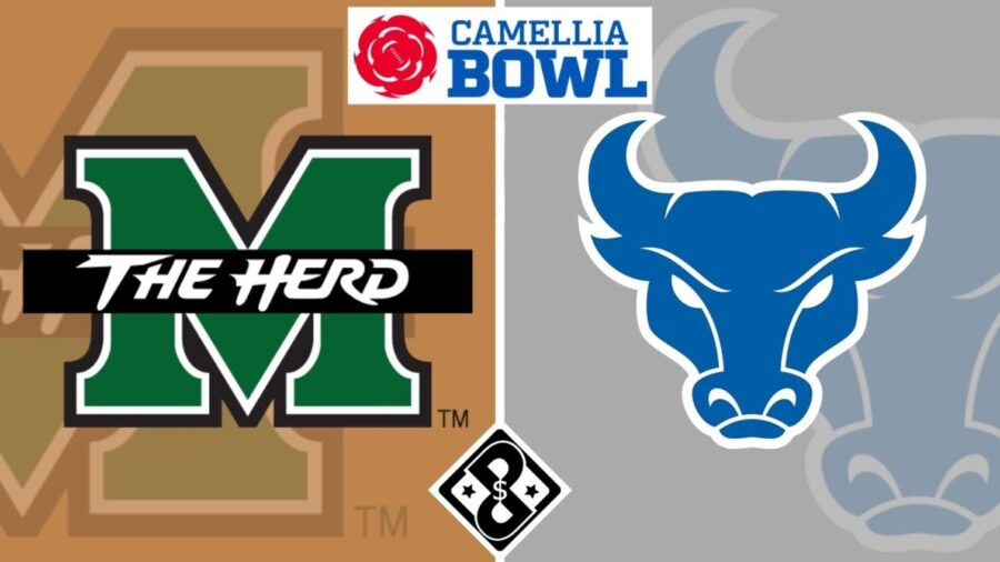 Marshall vs Buffalo Camellia Bowl Live Stream