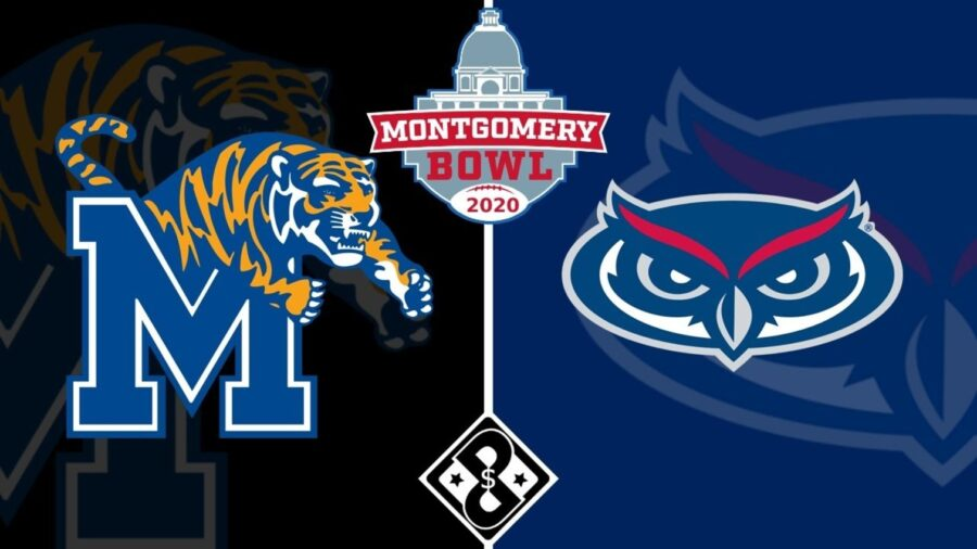 Montgomery Bowl In Memphis vs Florida Atlantic Highlights