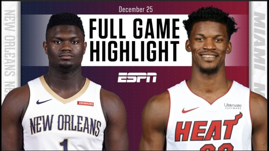 Miami Heat vs New Orleans Pelicans Video Highlights