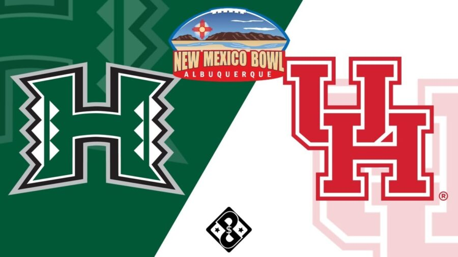 New Mexico Bowl Hawaii vs Houston Predictions