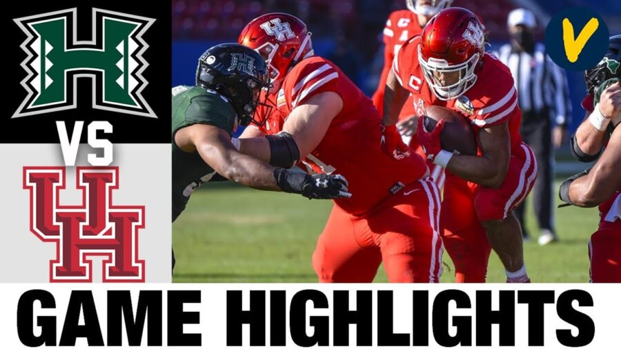 New Mexico Bowl Calvin Turner Highlights Hawaii vs Houston