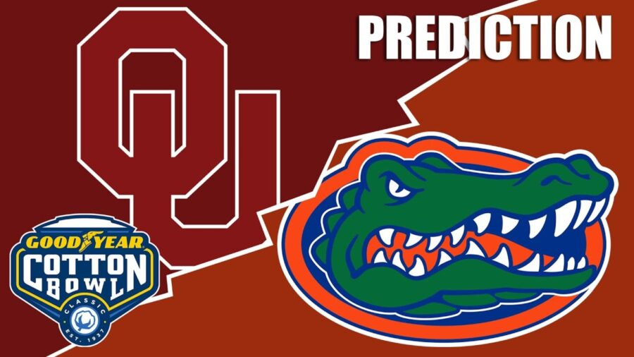 Watch Oklahoma Sooners vs. Florida Gator Cotton Bowl live stream