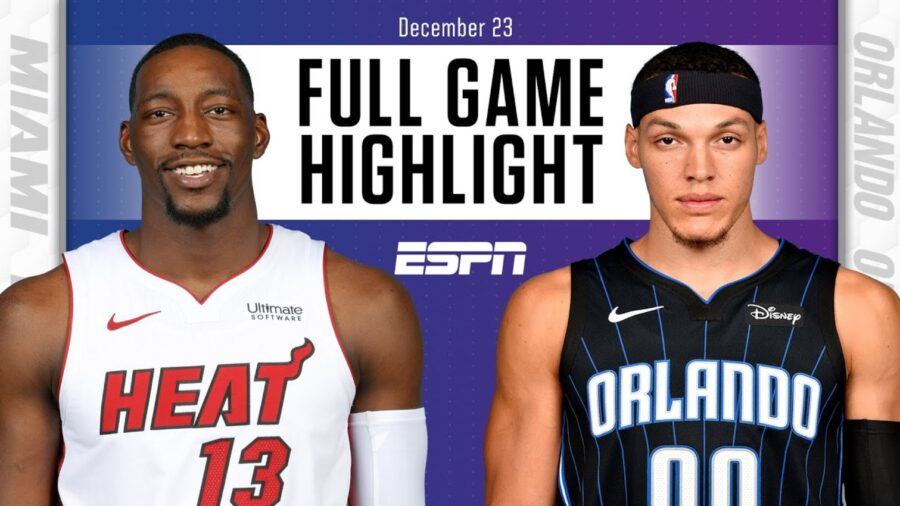 Orlando Magic v Miami Heat video Highlights and final score