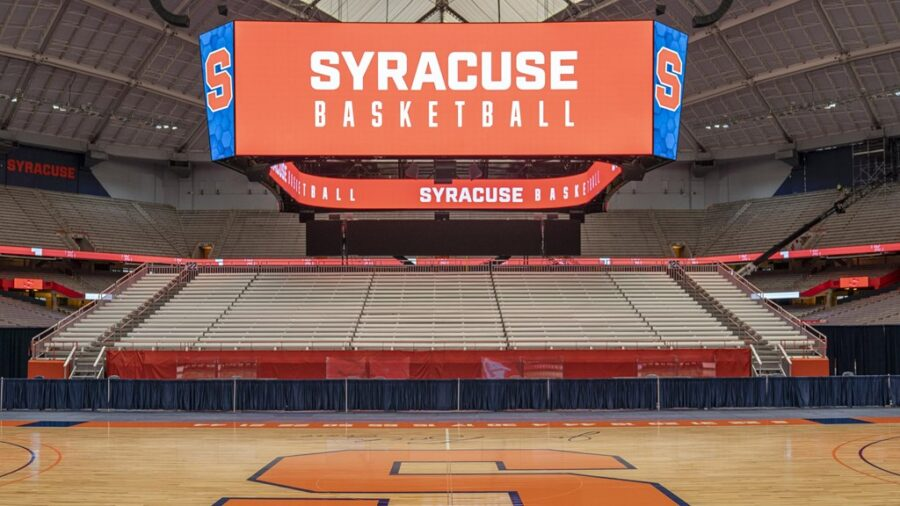 Syracuse Orange Basketball.