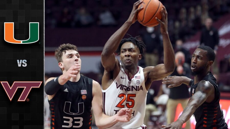 Virginia Tech Hokies vs. Miami Hurricanes Highlights, recaps and box score