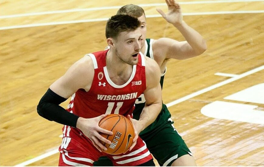 Wisconsin Badgers basketball live stream and highlights