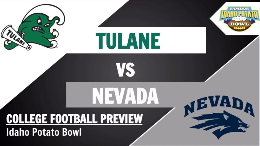 college football bowl schedule and stream - Tulane v Nevada