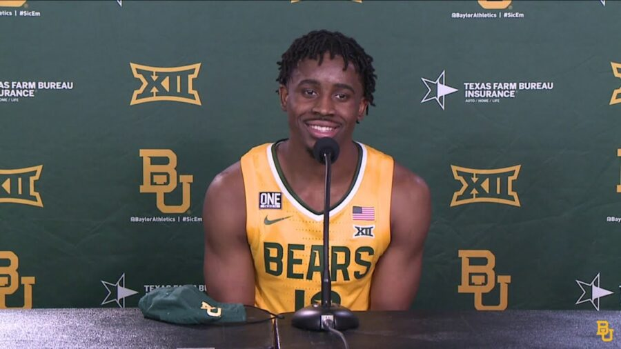 Baylor Bears Basketball Highlights