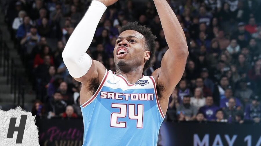 Buddy-Hield-Sacramento-Kings-LA-Clippers