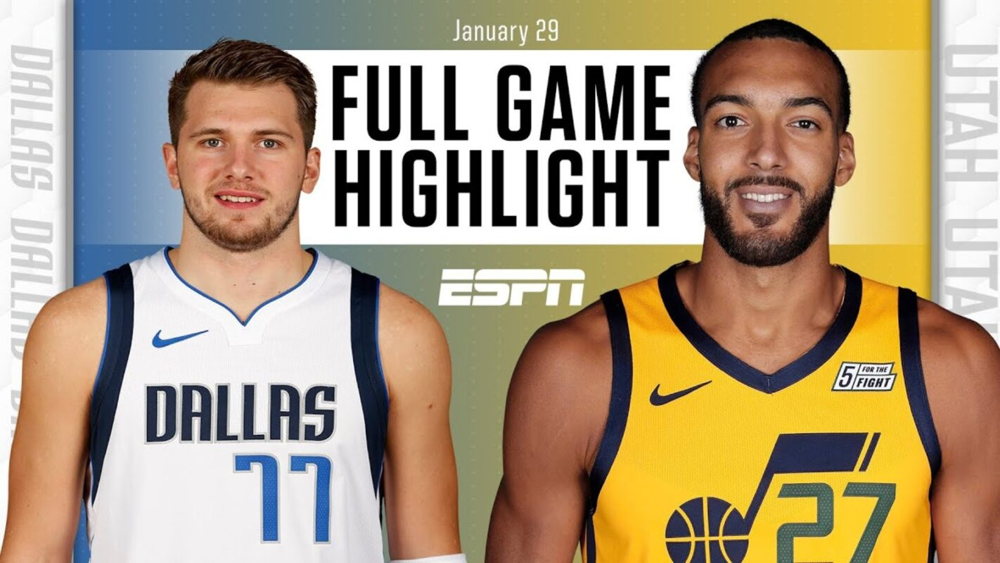 dallas-mavericks-vs-utah-jazz-video-highlights