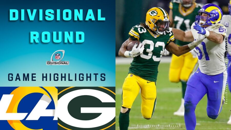 Green-Bay-Packers-vs-Los-Angeles-Rams-Highlights