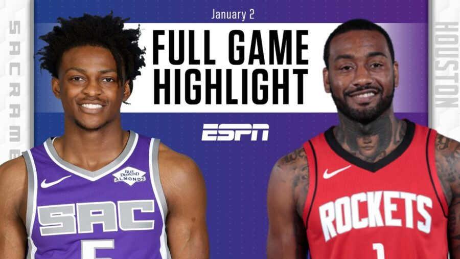 Houston Rockets vs. Sacramento Kings Highlights