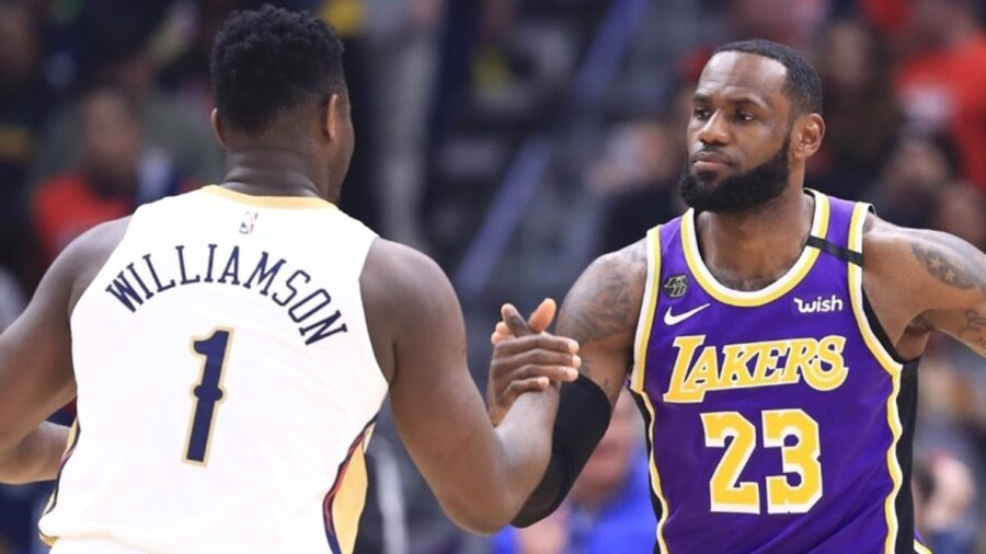 LeBron-James-Los-Angeles-Lakers-vs-Zion-Williamson