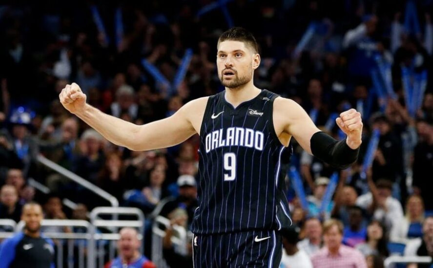Nikola Vucevic of Orlando Magic