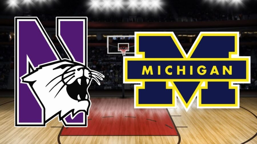 Northwestern Wildcats vs Michigan Wolverines