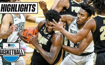 Purdue vs Michigan State