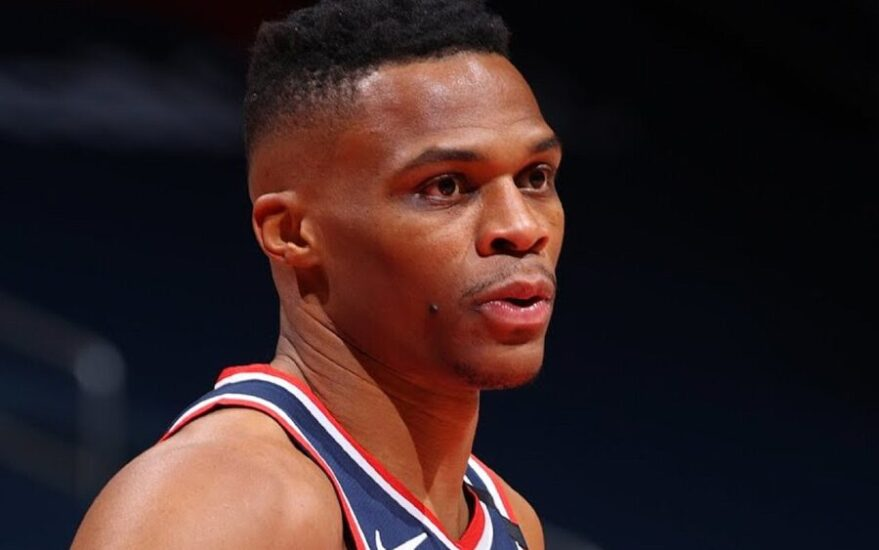 Russell Westbrook of Washington Wizards