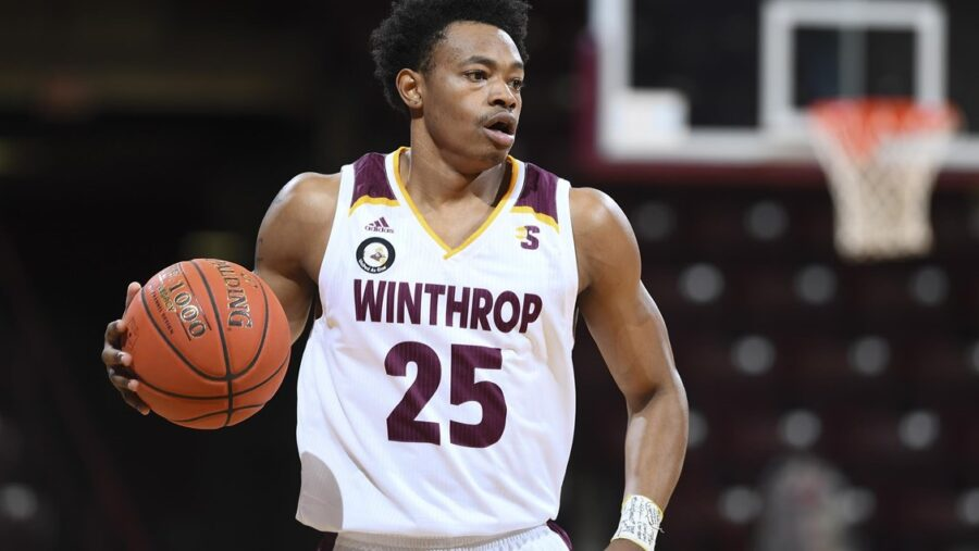 Winthrop-Eagles-vs.-Gardner-Webb Runnin' Bulldogs