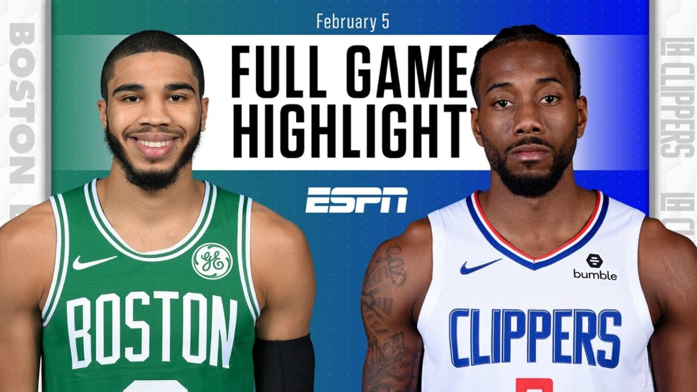 Celtics-Clippers-Full-Highlights