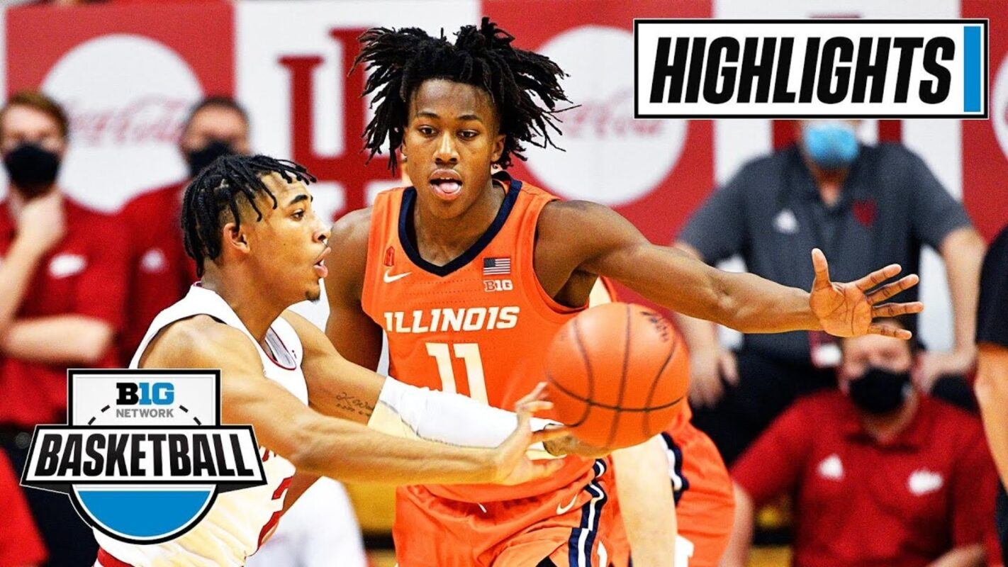 Illinois vs Indiana highlights