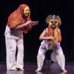 Boxtales - Standup Stories schools performance 9/28/17 The Lobero Theatre