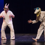 "Boxtales Theater Co. – ""Br'er Rabbit & other Trickster Tales"" 11/16/14 Lobero Theatre"