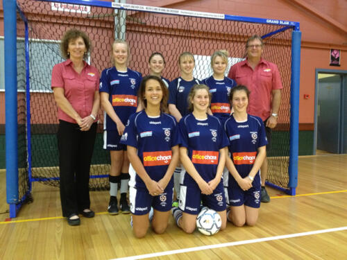 futsal-young-ladies-team