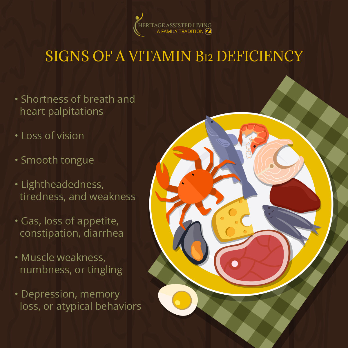 Signs-of-a-Vitamin-B12-Deficiency-Infographic