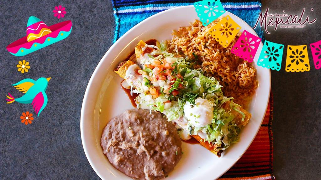 Mexicali specials - Chorizo Chicken