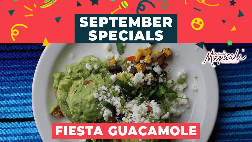 Mexicali Specials - Cantera Negra Margarita