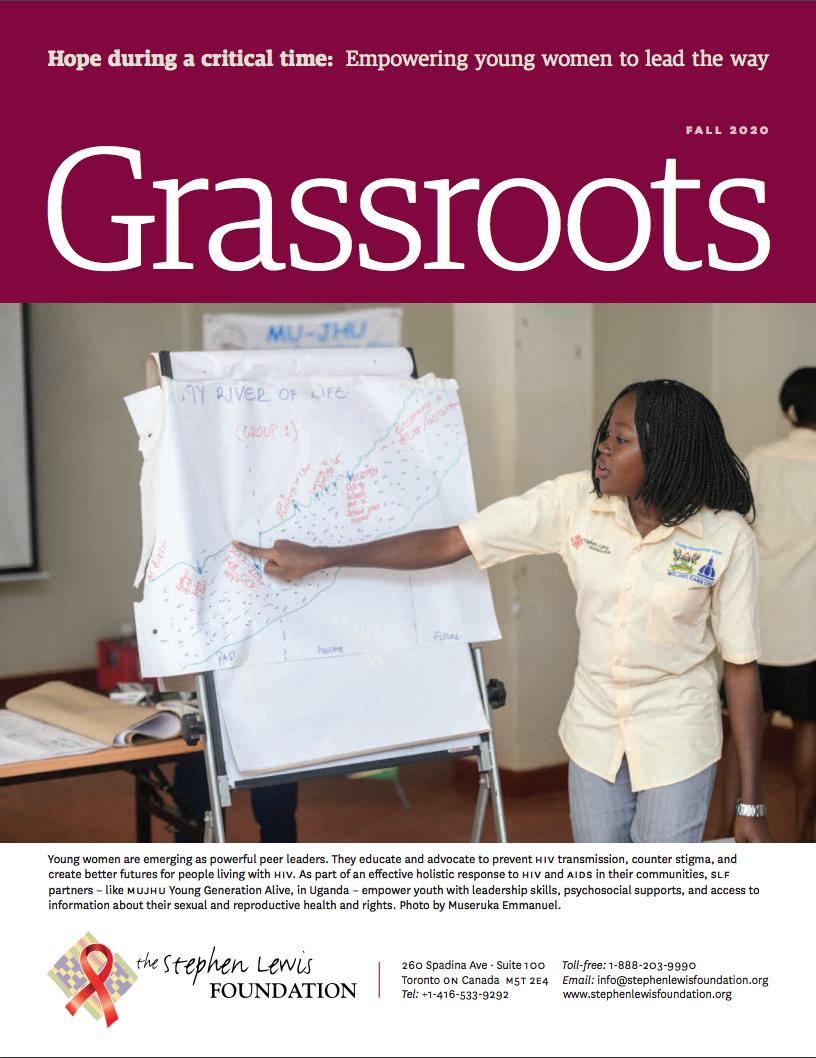 Fall 2020 grassroots