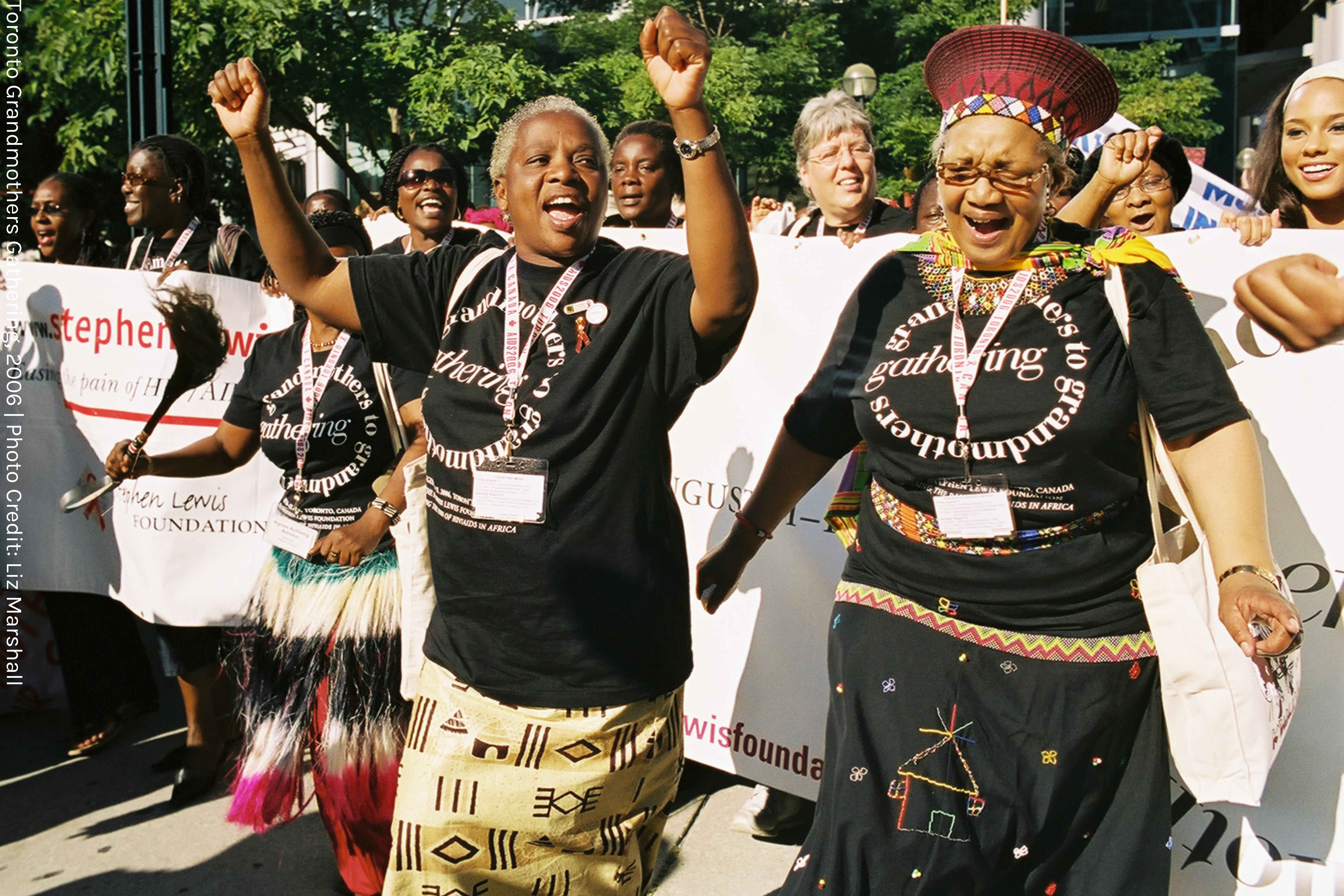 Toronto Grandmothers Gathering, 2006