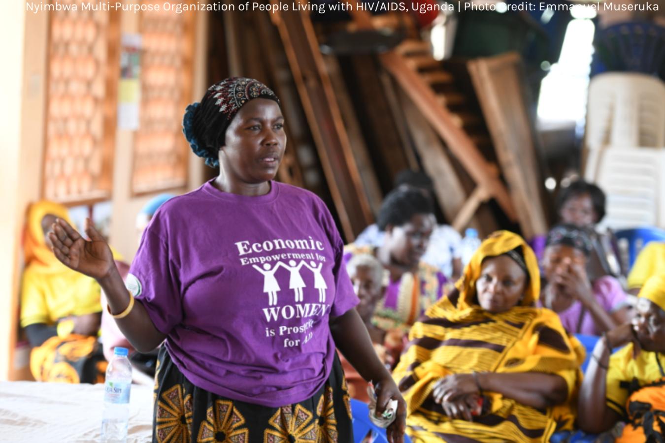 Nyimbwa Multi-purpose Organisation of people living with HIV/AIDS