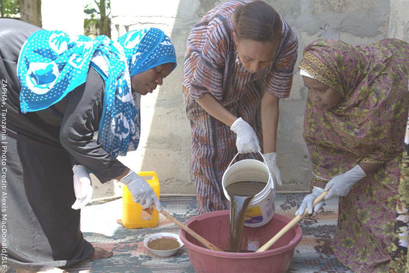 Zanzibar Association of People Living with HIV/AIDS (ZAPHA+)