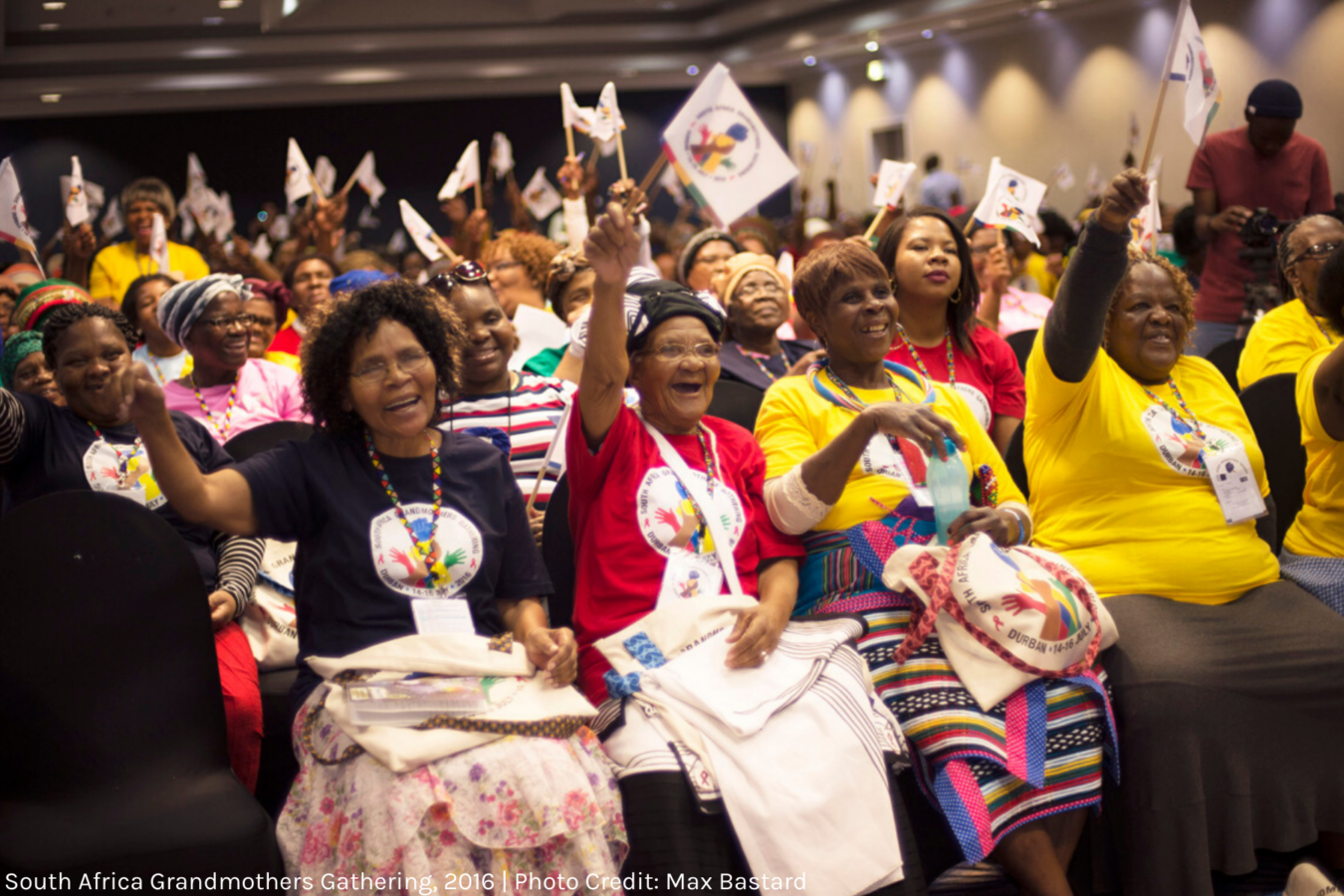 South Africa Grandmothers Gathering
