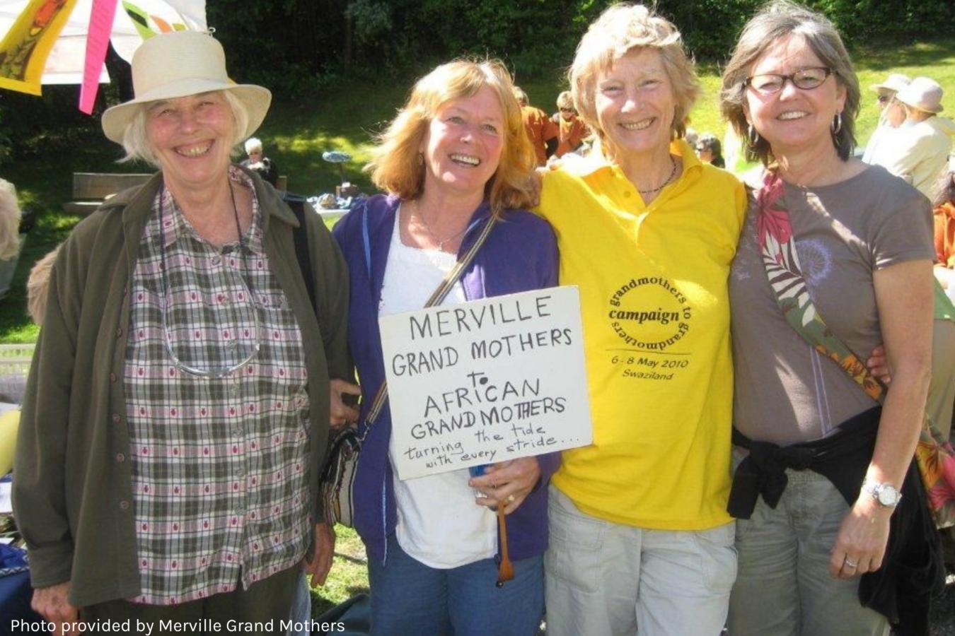 Merville Grand Mothers